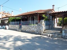 Sea front holiday house in Lefokastro, South Pelion - Property Pelion