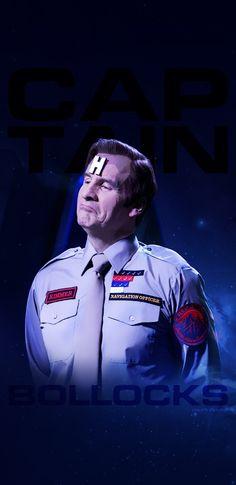#CaptainBollocks #Rimmer #RedDwarf