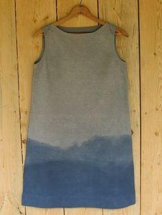 Boatneck 'jumper' (dress) 3a: Simple Modern Sewing made by Duo Fiberworks