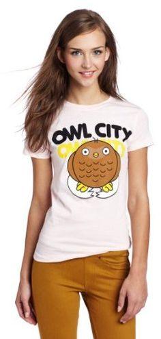 Bravado Juniors Owl City T-shirt on shopstyle.com
