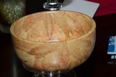 Flame Boxelder Bowl