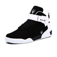 a2d9bd8ee80 Leader Show (Tm) Men s Autumn   Winter Fashion Sneakers High Top Breathable  Athletic Ankle Sports Shoes  1106 (7.5