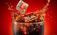 Fresh Cola Ice Drink Wallpaper HD Desktop Free Mobile #72992830848 Wallpaper