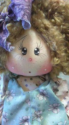Rostinho boneca de pano. Mehr