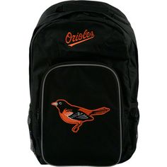 Baltimore Orioles Black Youth Southpaw Backpack