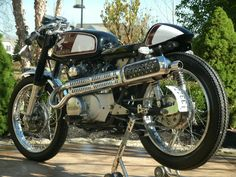 My daily ride - Lets see yours - page 1 - Cafe Racers - DO THE TON