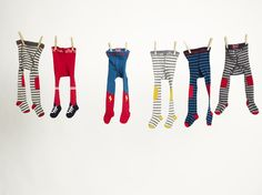 tights for boys - the 'little titans' line-up www.littletitans.co.uk