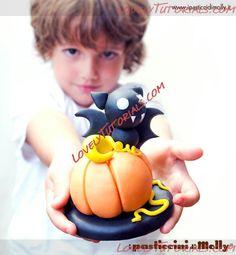 Название: Halloween cake toppers step by step 40.jpg Просмотров: 0  Размер: 41.1 Кб