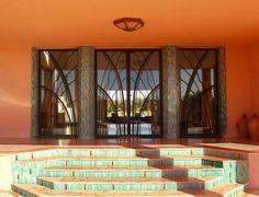 Art Deco Doors...very cool