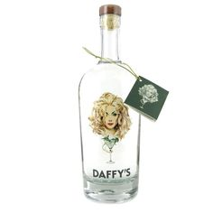 Daffy's Gin - 70cl - 43.4% ABV - Gin Kiosk  ||  Named for the purported Goddess of Gin, Daffy's Gin launched at the tail end of 2014 and with slick packaging... https://link.crwd.fr/4p45