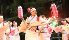 Harajuku Omotesando Genki Matsuri Super Yosakoi Festival 2016 / Official Tokyo Travel Guide GO TOKYO