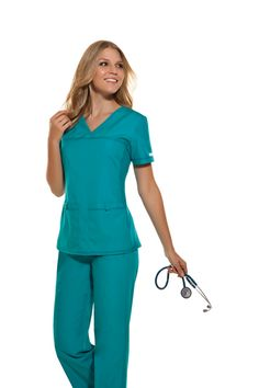 Teal color for first year nursing students