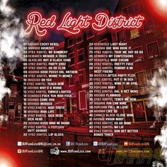 Red Light District Mixtape #Dancehall @djfearless - http://djkaas.com/dancehall-reggae-music/red-light-district-mixtape-dancehall-djfearless/