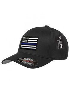FlexFit Thin Blue Line Hat - C217YRC3LCZ. Baseball CapsBaseball Jerseys Baseball DisplayBasketballMen s ... 1db47aceb70c