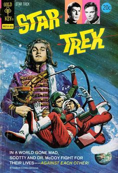 Gallery of Star Trek comic book covers / Boing Boing