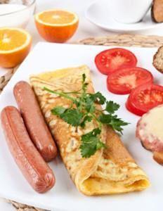 Low-carb Breakfast Food