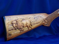 Gunstocks & Pistol Grips Carving