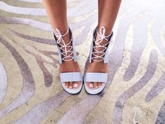 Why You're Probably Wearing The Wrong Shoe Size via @WhoWhatWearUK