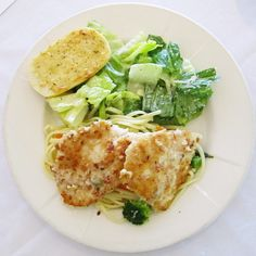 Macadamia Nut Crusted Breast of Chicken @ Dunes at Maui Lani Golf Course the: Cafe O'Lei