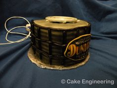 Air conditioner cake by *cake-engineering on deviantART