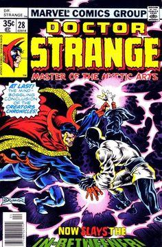 DOCTOR STRANGE#28 | PORTFOLIO: Stephen STRANGE (DOCTOR STRANGE)