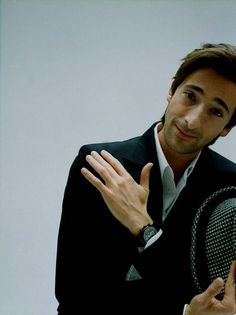 "Adrien Brody : ""The Pianist"", ""thin red line"", ""Dummy"""