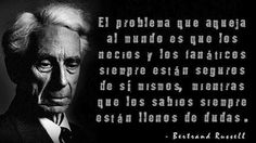 Bertrand Russell | Frases Libres