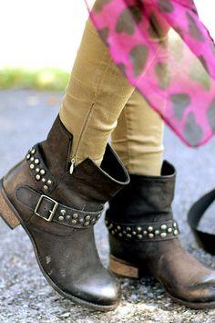 Editors' Pick: Biker Boots | The Daily Dose