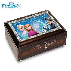 Disney FROZEN Music box