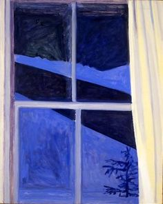 pinkpagodastudio: Inspiration: American Painter, Lois Dodd
