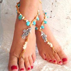 barefoot sandals beach - Buscar con Google