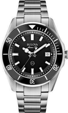 @bulova Watch Marine Star #2015-2016-sale #bezel-unidirectional #black-friday-special #bracelet-strap-steel #brand-bulova #case-depth-10-5mm #case-material-steel #case-width-43mm #date-yes #delivery-timescale-4-7-days #dial-colour-black #fashion #gender-mens #movement-quartz-battery #official-stockist-for-bulova-watches #packaging-bulova-watch-packaging #sale-item-yes #style-sports #subcat-marine-star #supplier-model-no-98b203 #vip-exclusive #warranty-bulova-official-3-year-guarantee…