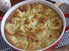 Тосканский пирог с кабачками и сыром — vkusno.co
