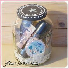 Wellness im Glas - Geschenkidee für Teenager - gift in a jar - beauty