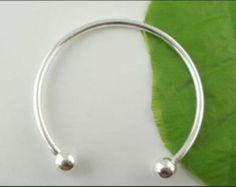 Gold cuff bracelet Adjustable bracelet Dainty gold by HLcollection