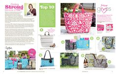 I love Thirty-One! Check out these wonderful products from our spring line! Want to see more? Let me know!