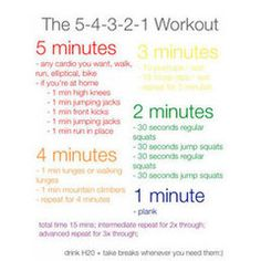 Easy 15-Minute Workout