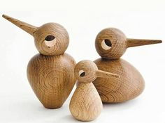 Danish Birds, Kristian Vedel, Architectmade #Architectmade