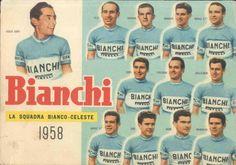 Team Bianchi, 1958