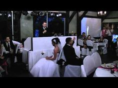 Best Wedding Recpetion Games....Newlywed Game