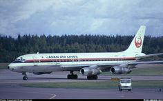 Douglas DC-8-55 aircraft picture
