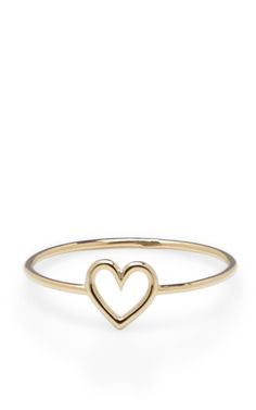 Aurélie Bidermann Love Ring