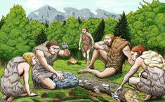 An analysis of ancient DNA entrapped in Neanderthal dental calculus (calcified dental plaque) has revealed the complexity of Neanderthal behavior, including dietary differences between Neanderthal groups and knowledge of medication.