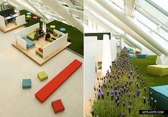 Mexx Design Centre Amsterdam // Sevil Peach | Afflante.com