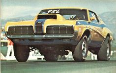 Boss 429 Cougar - awesome!
