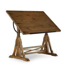 Hooker Furniture Menlo Park Drafting Table