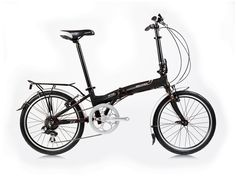 Micargi MFT30 Shimano 7-Speed Aluminum Folding Bike (Black) – kookabike