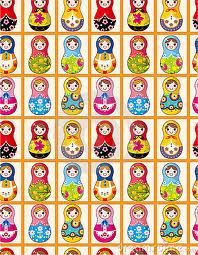 Russian dolls - free printable templates - awesome Matriochka - loved all the cool templates for DIY projects! I went back to several of the original websites/ pages - Google Search
