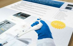 Microlab 300 Guided Pipetting System. A new product launch.