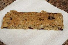 Mom's Best Breakfast Bars healthy recipe - Coming in at just over 150 calories each, these home-made cereal bars are great for breakfast-on-the-go or as a mid-afternoon snack. Filled with oats, nuts, seeds, and dried fruit, this snack bar is packed with nutrition for long-lasting energy.